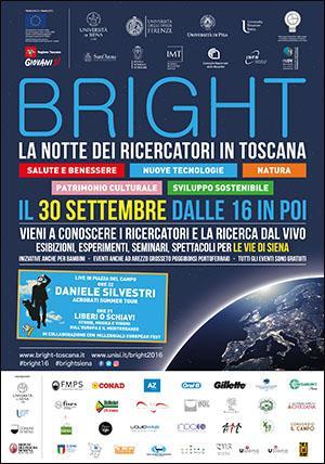 Manifesto di Bright 2016