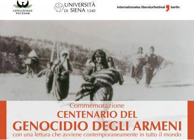 Centenario del genocidio degli Armeni