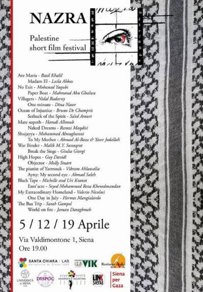 Nazra Palestine Short Film Festival